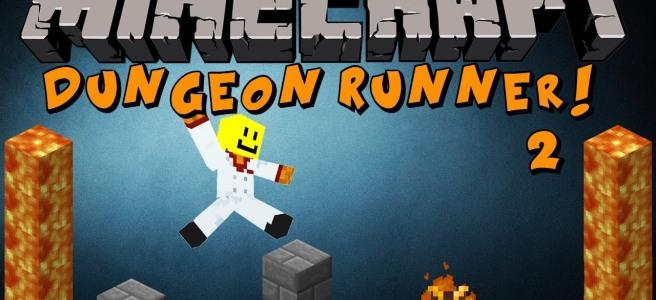 Minecraft parkour: dungeon runner ep. 3 | ft. Gravity & feintdnb.